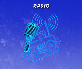 Animation radio, interviews, reportages, montage...